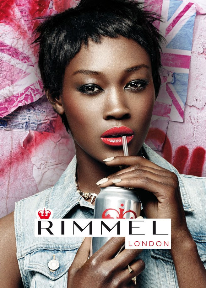 4869 Ao Posters x 4 - NEW - Rimmel